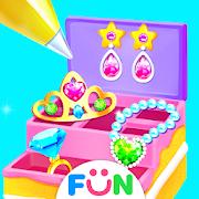 Makeup Kit Comfy Cakes - Makeup Games for girls