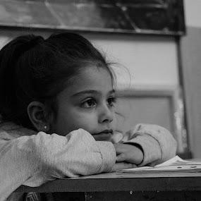 to imagine the future by Berkan Felek - Babies & Children Child Portraits