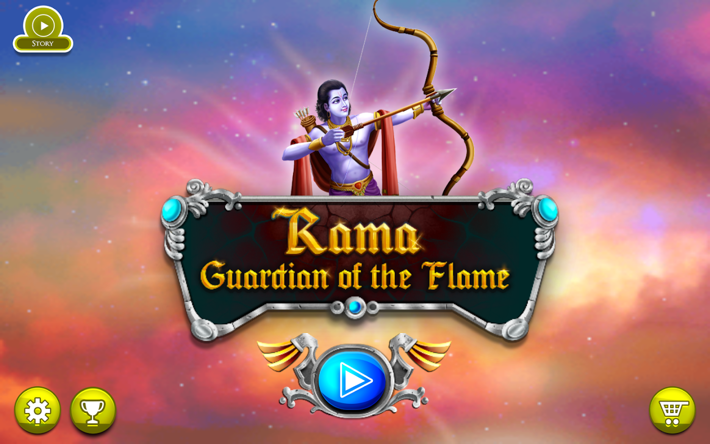 Rama: Guardian of the Flame- screenshot