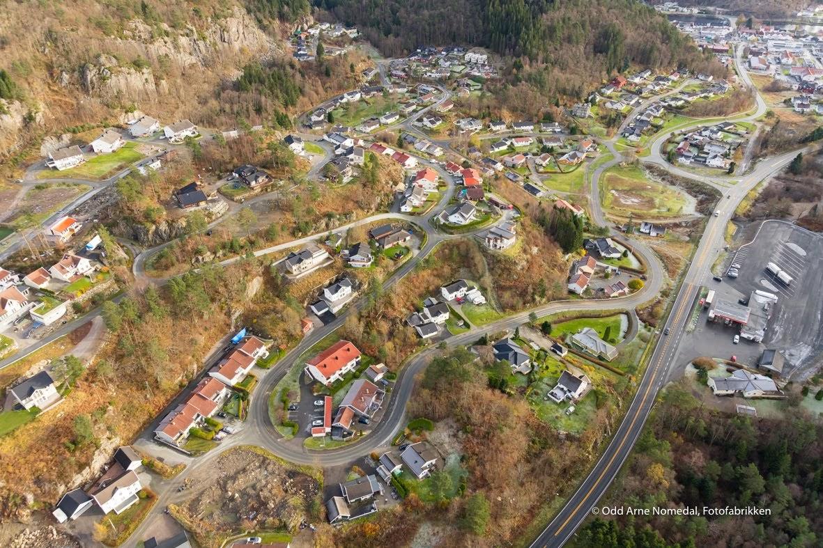 Sølvberget, Lindesnes kommune