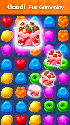 Candy Legend 1.6.3181 gameplay | by HackJr.Pw 2