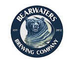 Logo of Bearwaters Rip Current Red