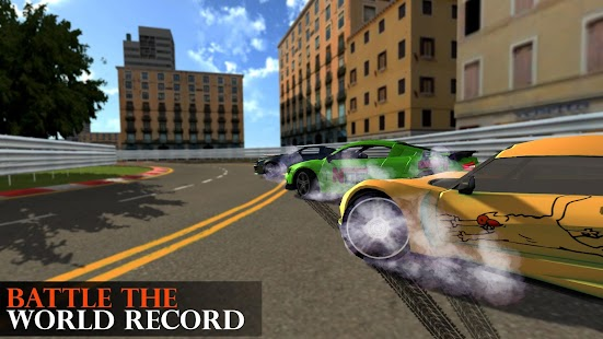 Crazy Car Drift Racing Game 2018 - náhled
