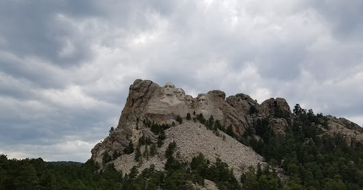 Mt. Rushmore  South Dakota