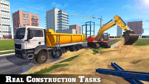 Sand Excavator Simulator 3D 2.0.2 Screenshots 7