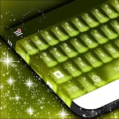 Green Theme for Keyboard