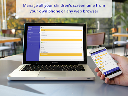 Screen Time Parental Control- screenshot thumbnail