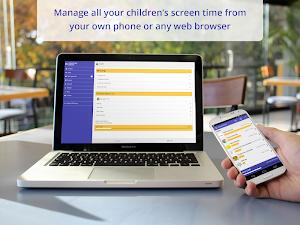 Screen Time Parental Control 2.2.0   app screenshot
