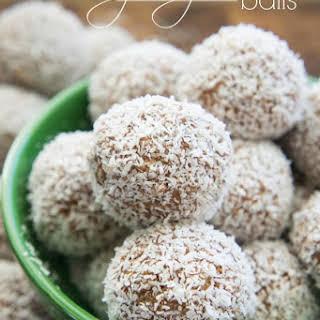 Chocolate Coconut Cookie Truffles {Yum Yum Balls}.