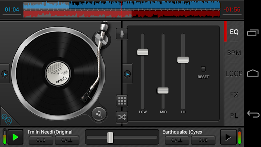 DJ Studio 5 - Free music mixer screenshot 2