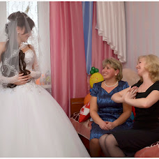 Wedding photographer Sergey Medvedev (SergikM). Photo of 11.02.2015