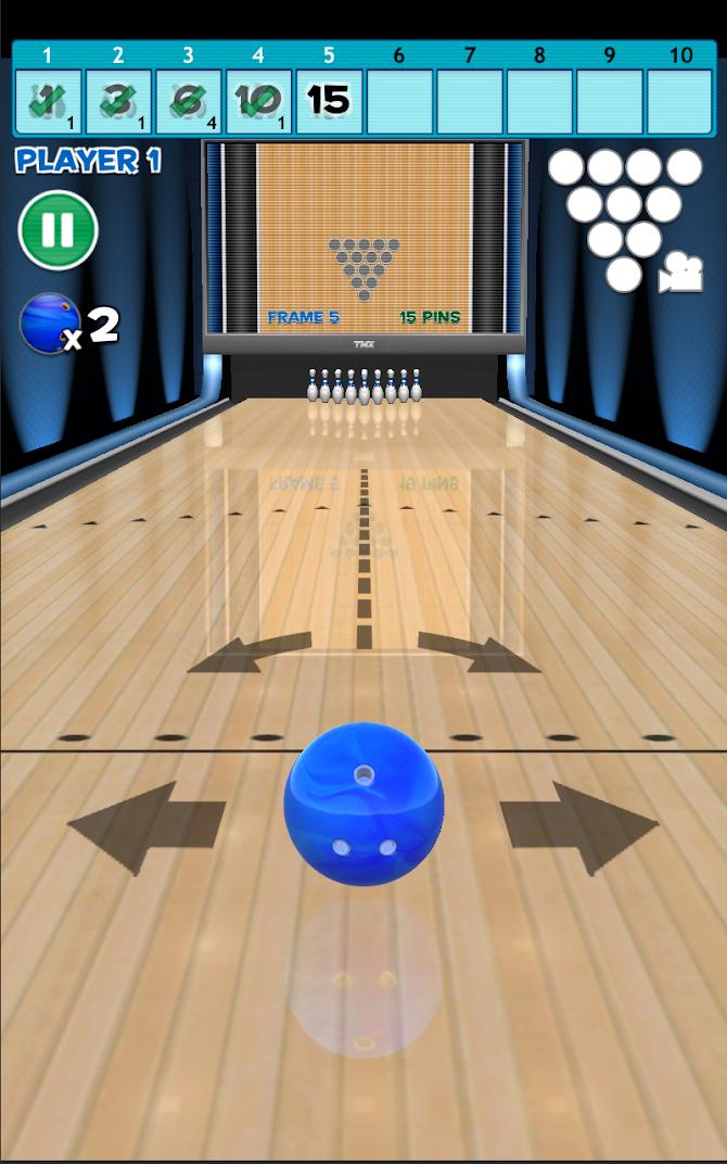 Strike! Ten Pin Bowling Android 24