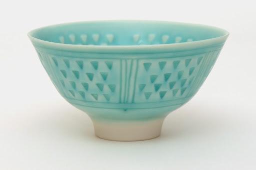 Peter Wills Porcelain Bowl 050