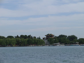 Photo: The gardens at the Summer Palace
