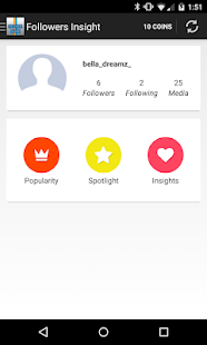 Followers Insight for Instagram - Apps on Google Play