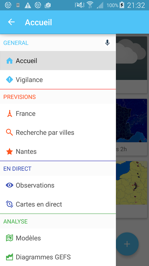 Météociel- screenshot