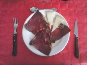 Photo: Etapa 22. Cecina de León. Restaurant Mencia. Ponferrada.