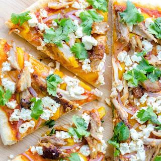Tandoori Chicken Pizza.