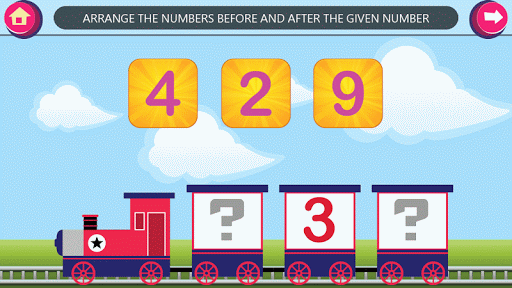 Kids Preschool Learning Numbers & Maths Games - screenshot