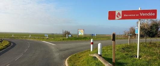 Photo: Vers le port du Collet