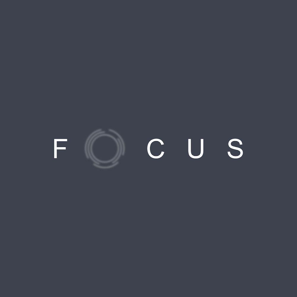 Focus Film - Logo Template