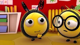 Postbote Benni, Königlicher Besuch, Ein Zimmer für Bienchen, Zauberer Benni