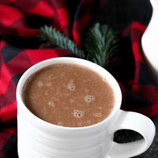 Paleo Hot Chocolate.