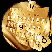 Silk Luxury Gold Keyboard
