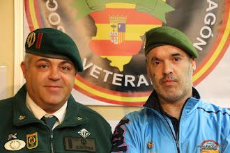 Photo: Monzón: II Feria de Asociaciones. Asoc. Ex-guerrilleros