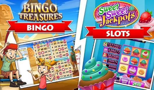 BINGO Blitz - Free Bingo+Slots Screenshot 1