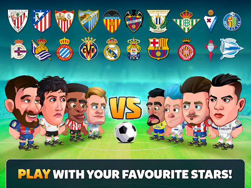 Head Soccer La Liga 2018 screenshot 8