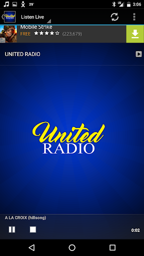 United Radio  screenshots 1