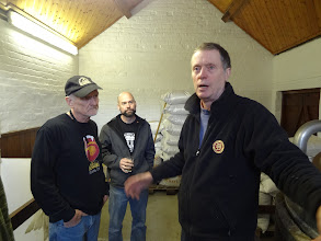 Photo: Owner of Burton Bridge Brewery gives us insight into the process of turning malt, hops, yeast and great Burton water into real ale.