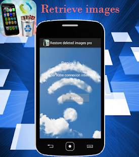Restore deleted photos to pro - náhled