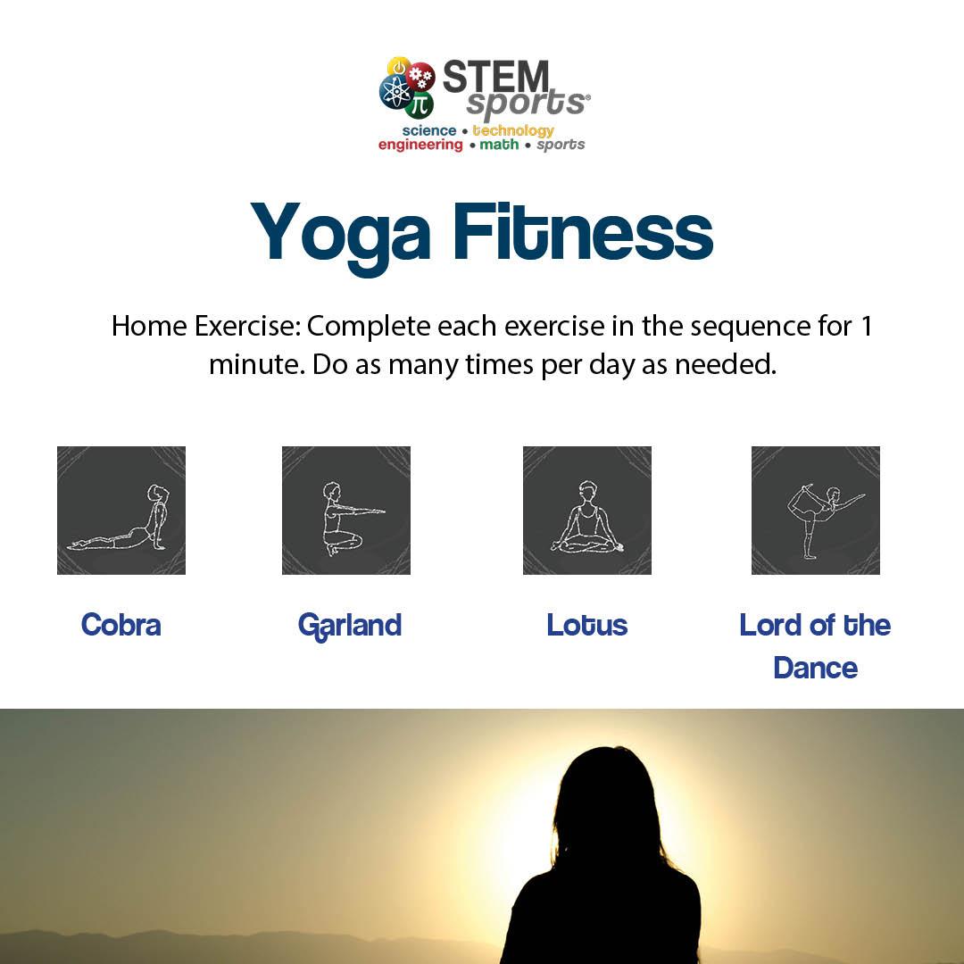 STEM Sports Yoga Fitness