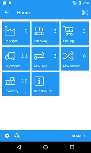 iDynamics Warehouse 4.0.9 screenshots 1