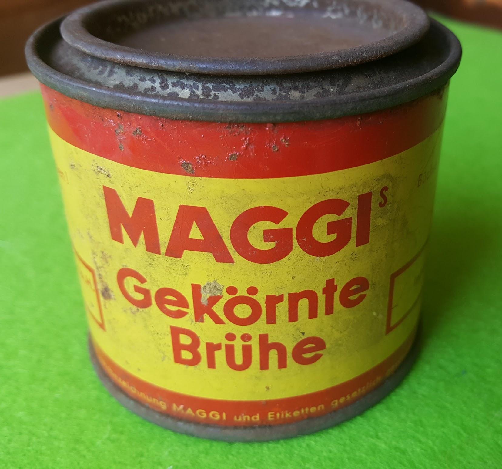 Maggi Gekörnte Brühe Dose