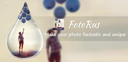 FotoRus - Photo Collage Editor – Apps bei Google Play