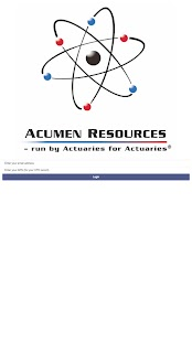 Acumen Resources- screenshot thumbnail
