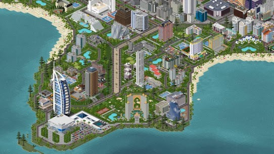TheoTown MOD APK 1.9.04a  [Unlimited Money + Diamonds] 6
