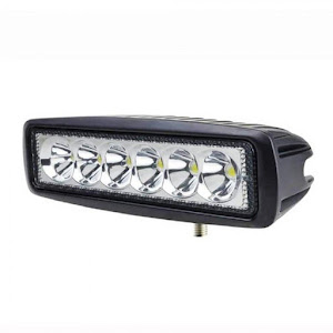 Proiector LED auto Off-Road 18W 12V-24V 1320 lumeni