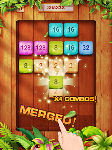 Shoot n Merge - Block puzzle - screenshot