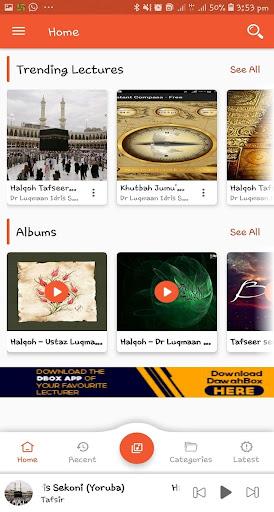 Dr Luqmaan Idris Sekoni dawahBox screenshot 3