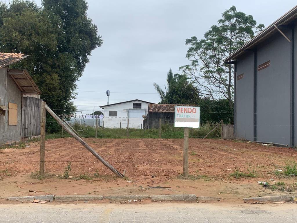 Terreno à venda, 270 m² por R$ 170.000 - Centro - Tijucas/SC