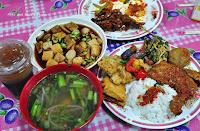 印尼小吃店