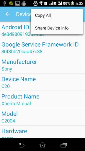 Device ID Changer Pro [ADIC]  screenshots 7