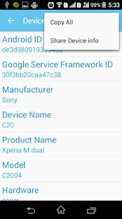 Device ID Changer Pro [ADIC] Screenshot