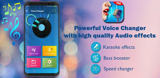 Voice Changer - Audio Effects - Apps on Google Play