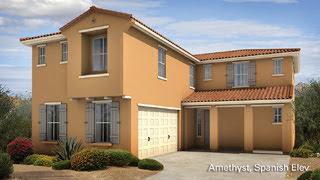 Amethyst II floor plan Encore II Collection by Taylor Morrison Homes in Adora Trails Gilbert AZ 85298