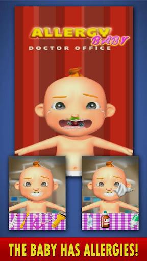 Allergy Baby Doctor Simulator